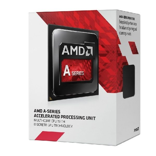AMD A12 9800 Quad Core AM4 CPU 38 GHz R7 VGA